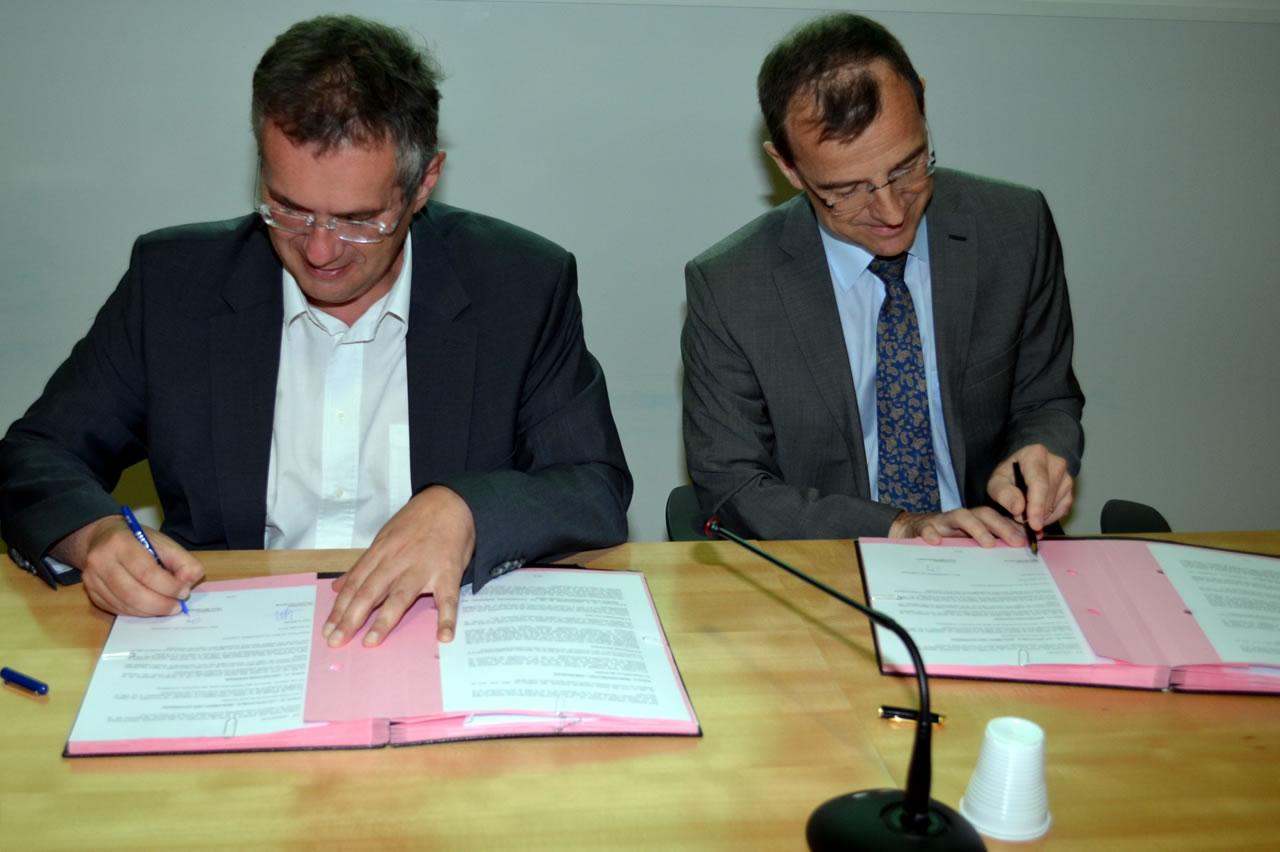 Le brgm et l universit de lorraine signent un accord - Bureau de recherches geologiques et minieres ...