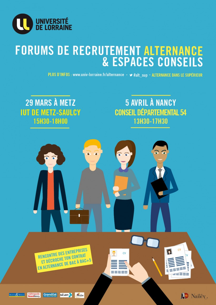 forum recrutement alternance